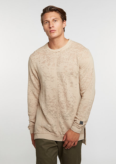 Black Kaviar Sweatshirt Knight Sand