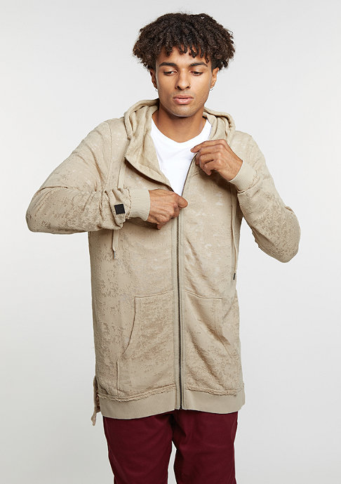 Black Kaviar BK Sweat Jacket Kloser Sand