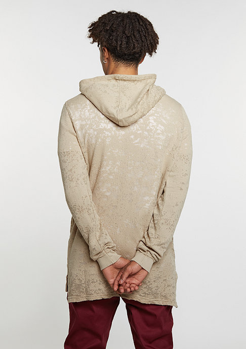 Black Kaviar Hooded-Zipper Kloser Sand