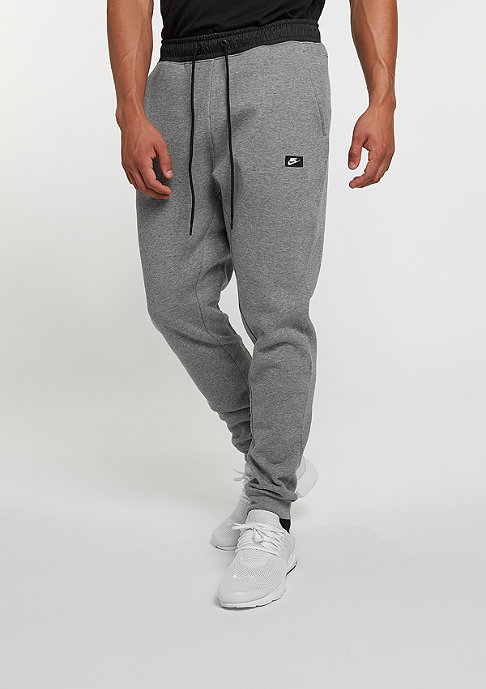 NIKE Modern Jogger FLC carbon heather/black