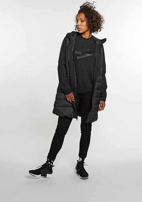 NIKE Winterjacke Advance 15 black/black/black