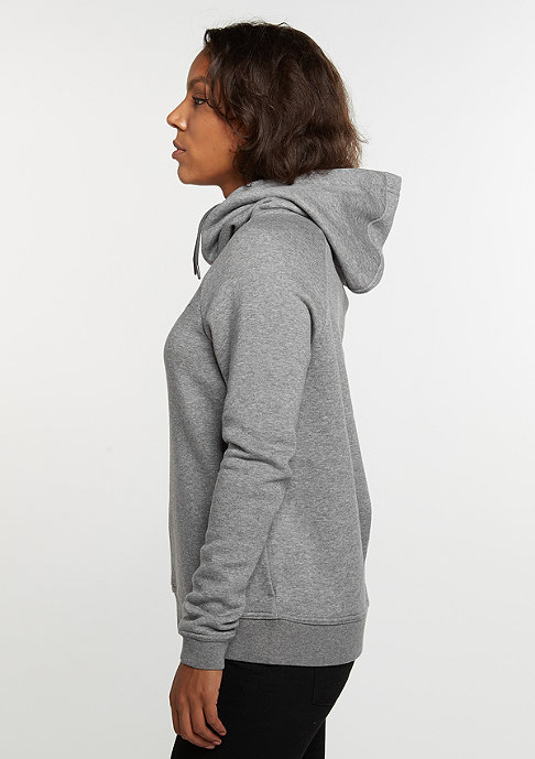 NIKE Rally Funnel-Neck carbon heather/dark grey