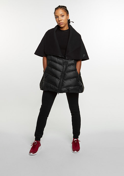 NIKE Tech Fleece Aeroloft Cape black/black/black