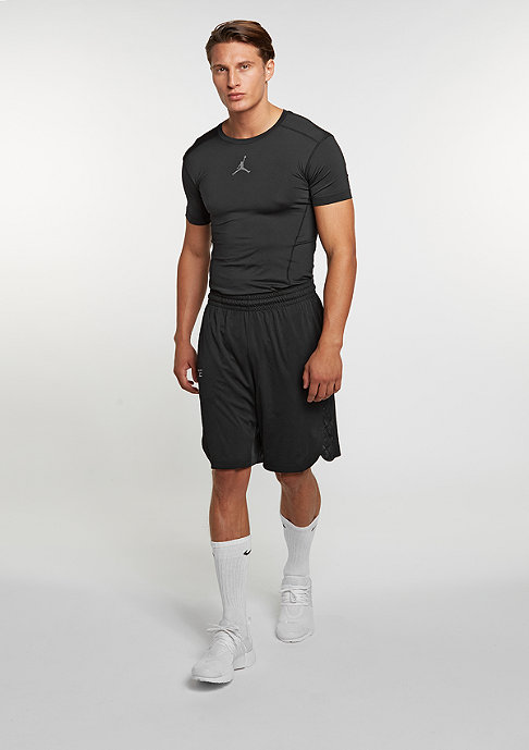 NIKE Sport-Short Elite Basketball black/black/wolf grey
