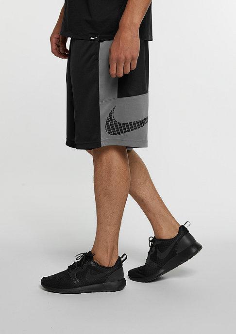 NIKE Basketball Short black/cool grey/black