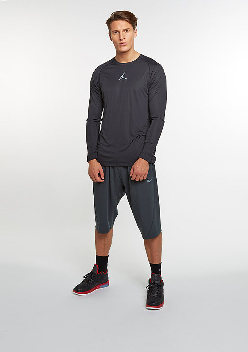 NIKE Hangtime Modern black heather/anthracite/matte silver