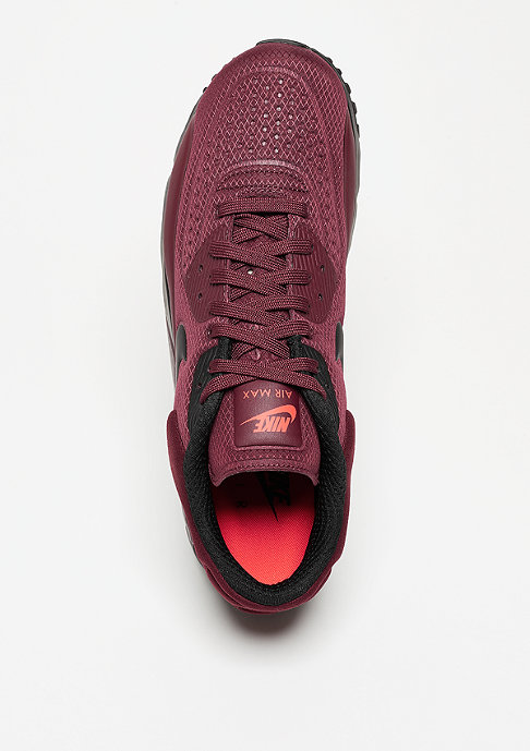 NIKE Schuh Air Max 90 Ultra SE night maroon/black/night maroon