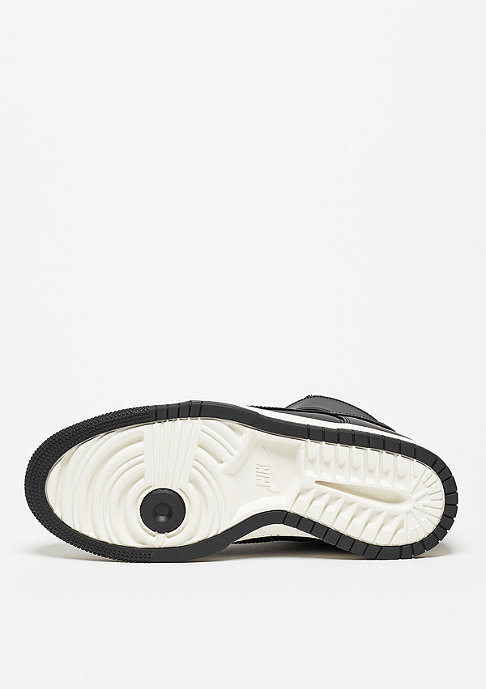 NIKE Schuh Dunk Ultra black/black/sail