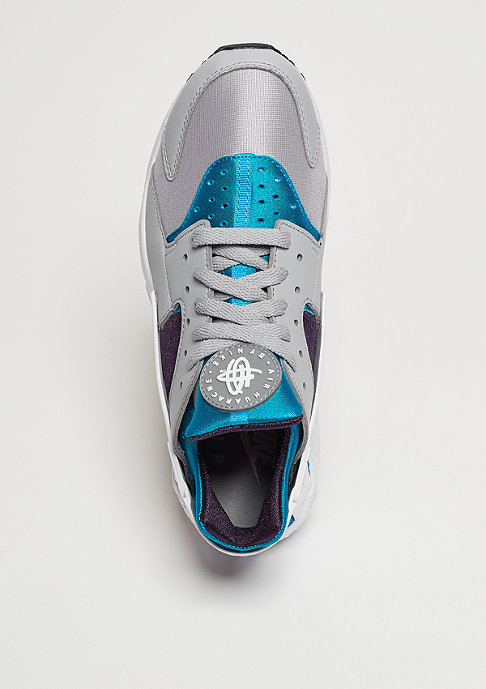 NIKE Laufschuh Air Huarache wolf grey/white