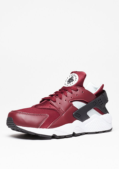 NIKE Air Huarache team red/black/pure platinum