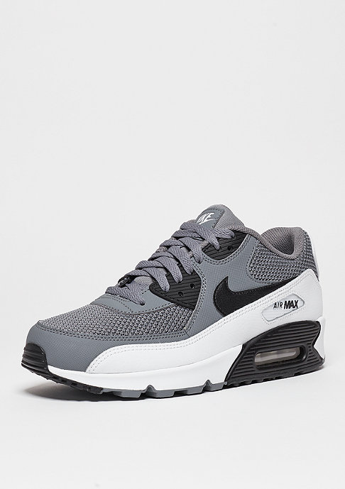 NIKE Schuh Air Max 90 Essential cool grey/black/white