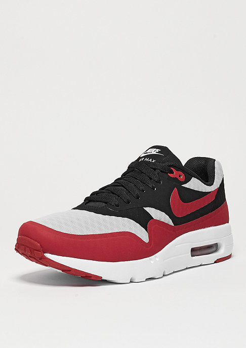 NIKE Air Max 1 Ultra Essential pure platinum/gym red/black