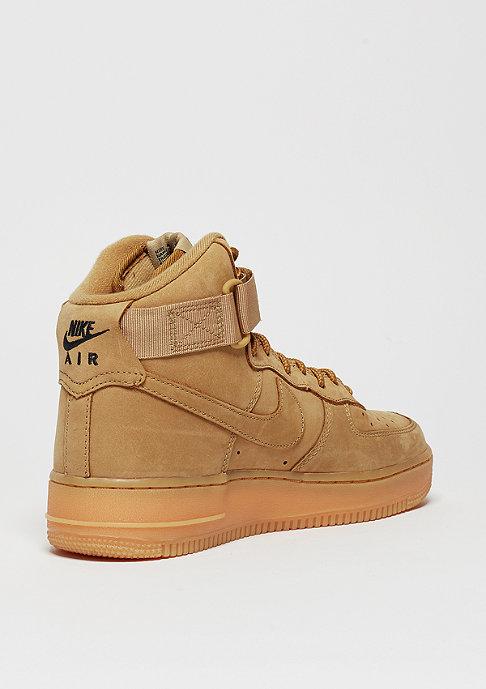 NIKE Basketballschuh Air Force 107 High Premium flax/fkax/outdoor green