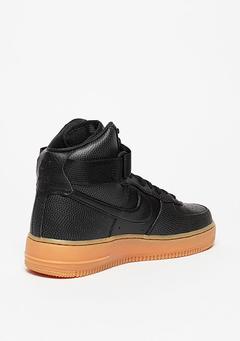 NIKE Air Force 1 Hi Se black/black/dk grey