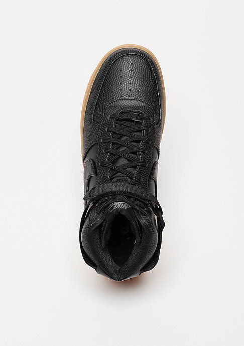 NIKE Schuh Wmns  Air Force 1 Hi Se black/black/dk grey