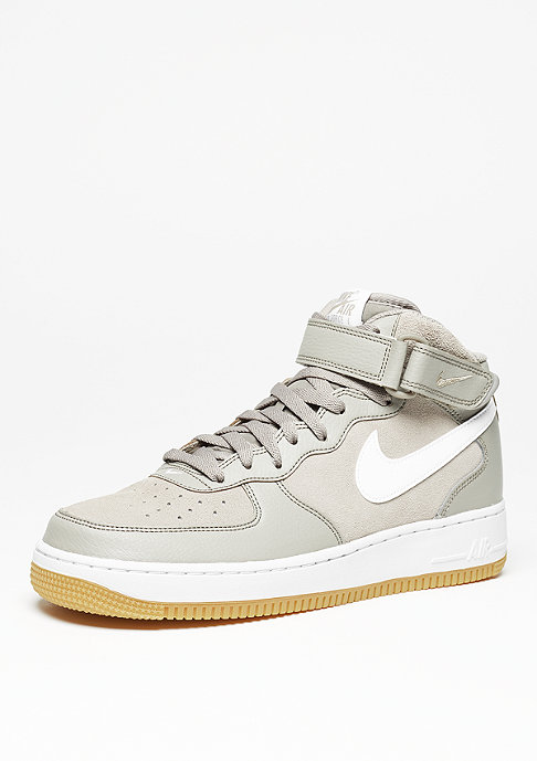 NIKE Air Force 1 Mid 07 light taupe/white/gum light brown
