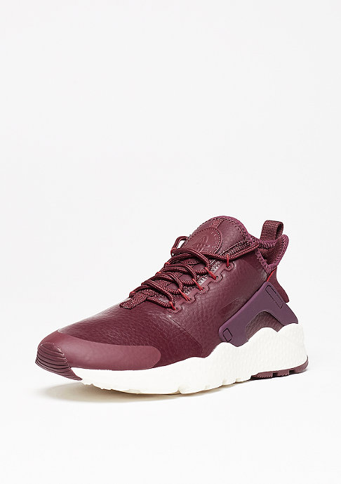 NIKE Air Huarache Run Ultra PRM night maroon/dark cayenne/sail