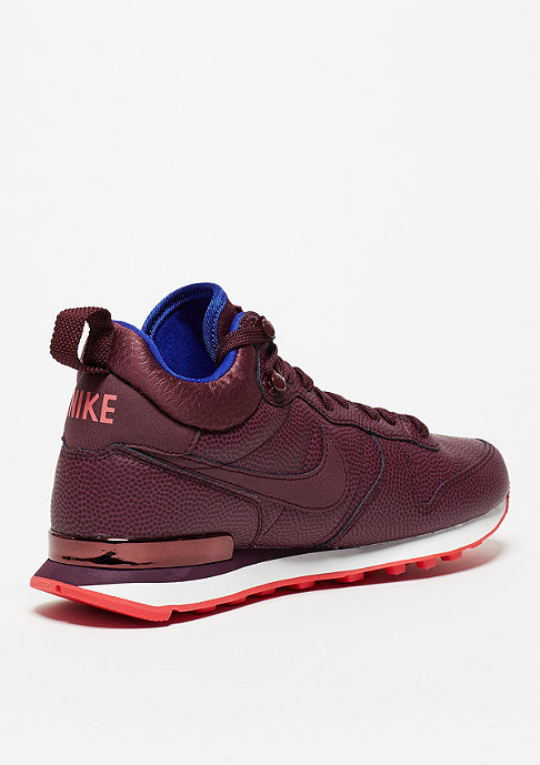 NIKE Internationalist Mid Leather night maroon/night maroon