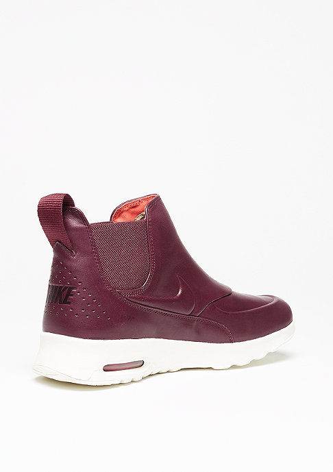 NIKE Air Max Thea Mid-Top night maroon/night maroon/sail