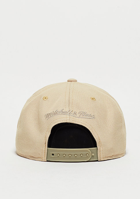 Mitchell & Ness Box Logo sand