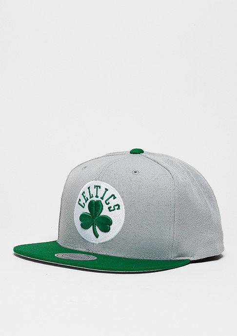Mitchell & Ness Current Throwback NBA Boston Celtics grey/green