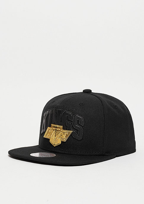 Mitchell & Ness Snapback-Cap Lux Arch NHL Los Angeles Kings black