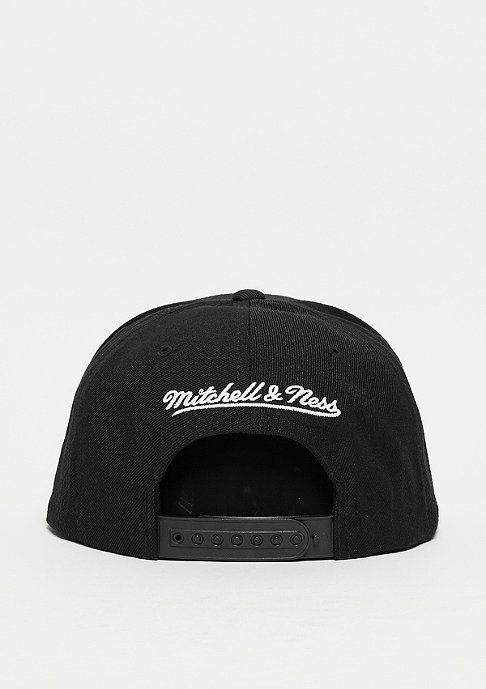 Mitchell & Ness Snapback-Cap Heather 2 Tone black