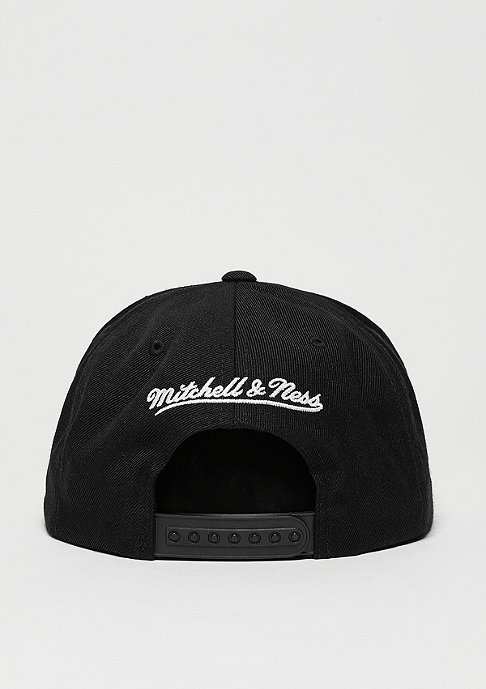 Mitchell & Ness Snapback-Cap Heather 2 Tone NHL Los Angeles Kings black