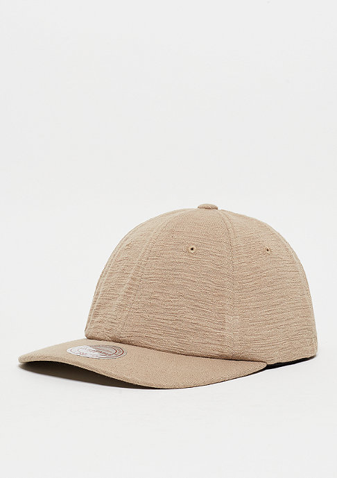 Mitchell & Ness Baseball-Cap Court Stretch sand