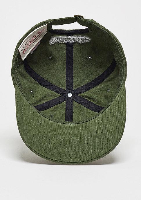 Mitchell & Ness Baseball-Cap Chukker olive