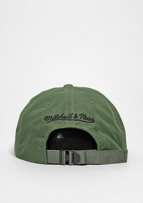 Mitchell & Ness Outdoor Low Pro olive