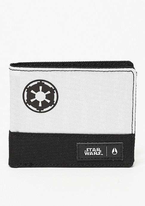 Nixon Atlas Wallet Star Wars Stormtrooper white