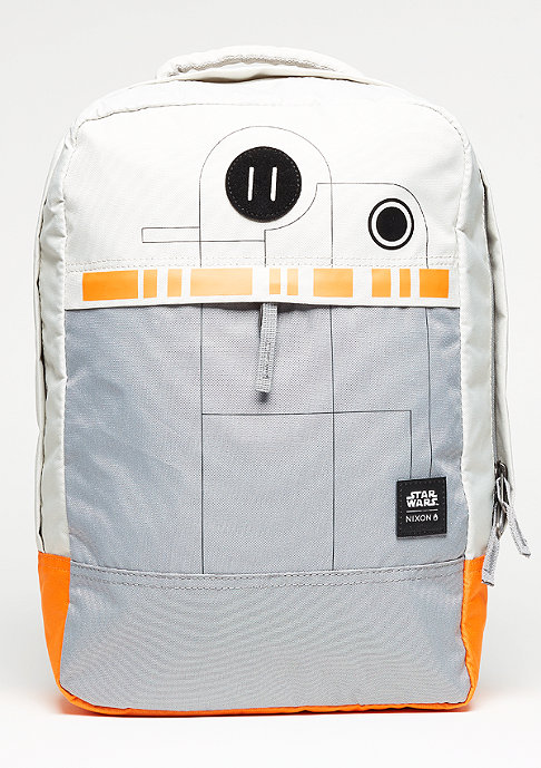 Nixon Beacons Star Wars BB-8 silver/orange