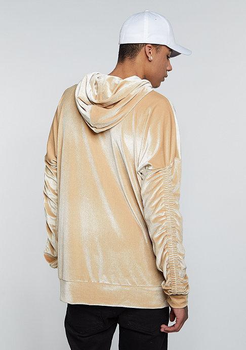 Granted Hooded-Sweatshirt camel
