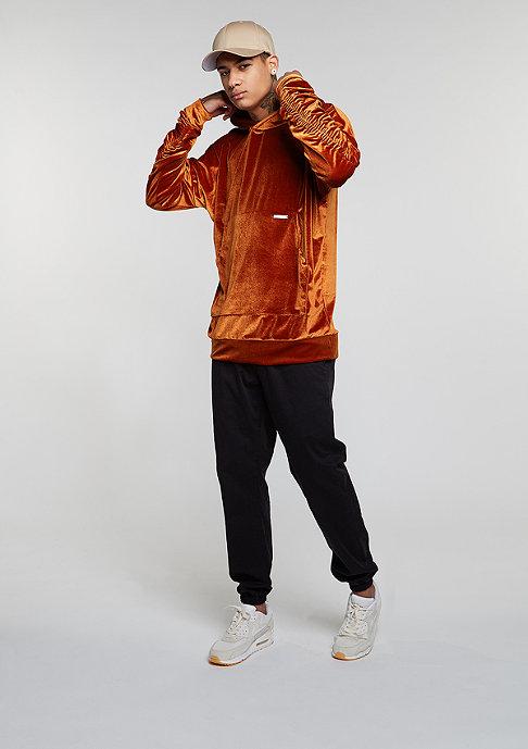 Granted Hooded-Sweatshirt rust