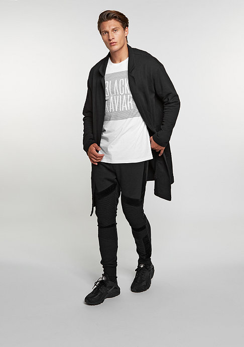 Black Kaviar BK Sweat Jacket Kory Black