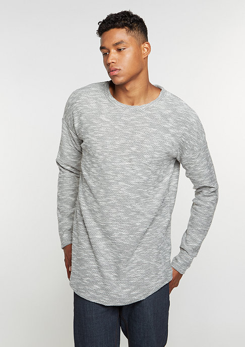 Black Kaviar BK Sweater Kash Grey