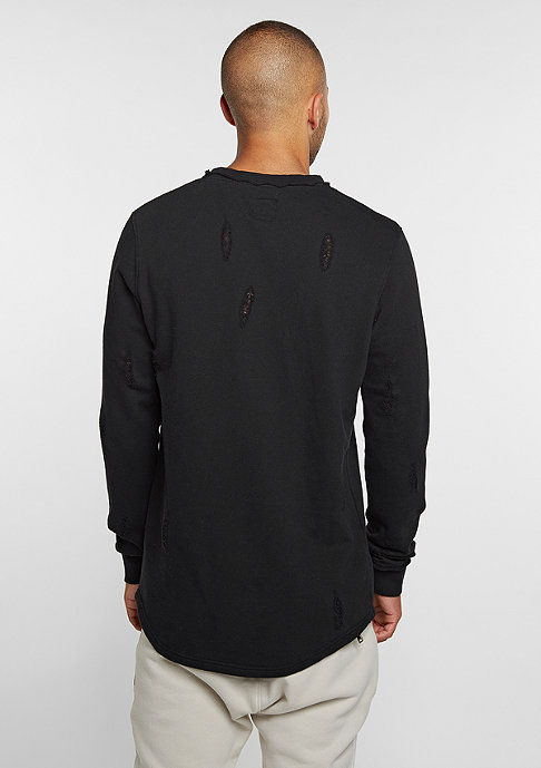 Black Kaviar BK Sweater Klimt Black