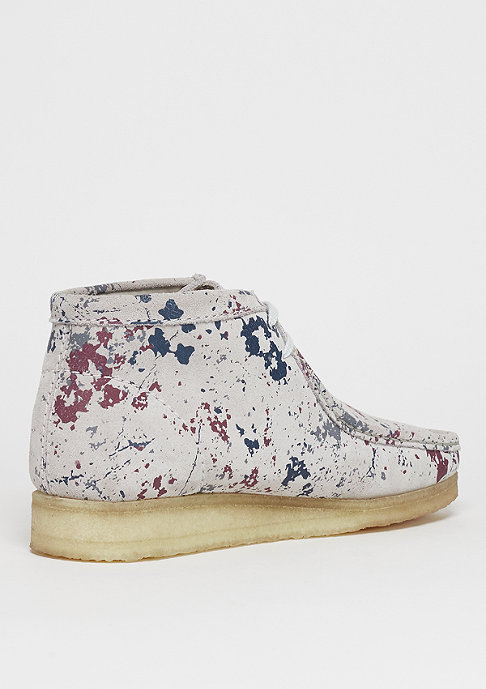 Clarks Originals Schuh Wallabee multi