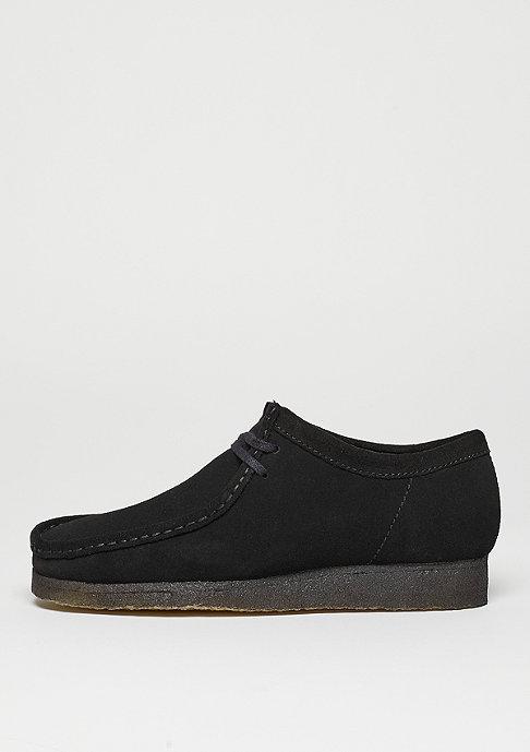 Clarks Originals Schuh Wallabee black
