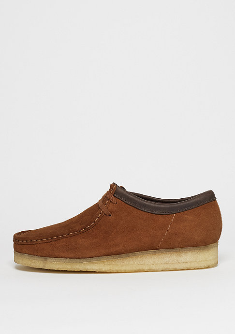 Clarks Originals Wallabee brown