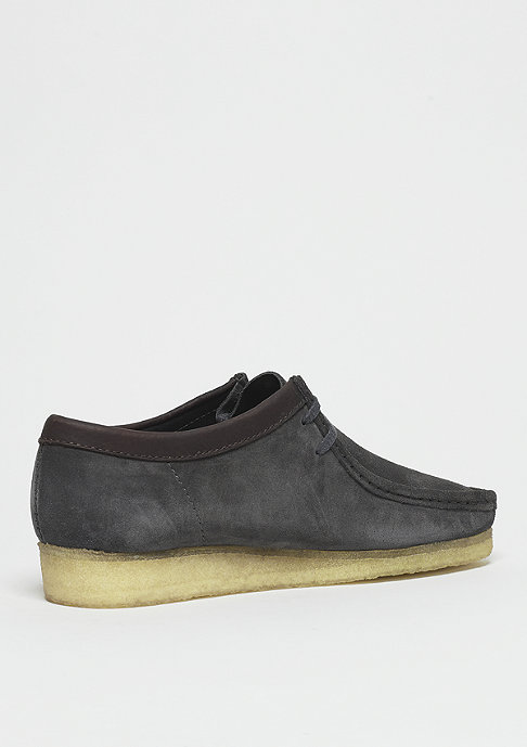 Clarks Originals Schuh Wallabee black