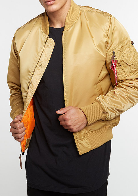 Alpha Industries MA-1 VF 59 gold