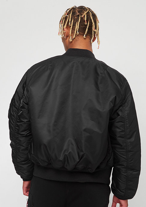 Alpha Industries MA-1 black