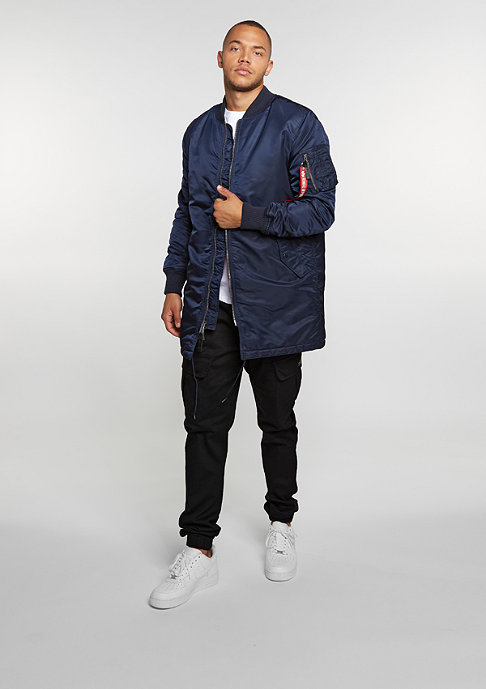 Alpha Industries MA-1 Coat repl. blue