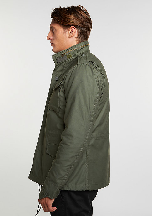 Alpha Industries Winterjacke M-65 Heritage olive