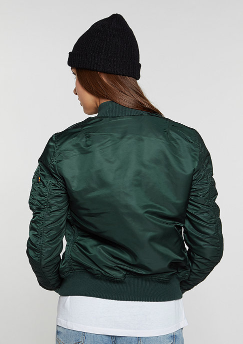 Alpha Industries MA-1 VF WMN d. petrol