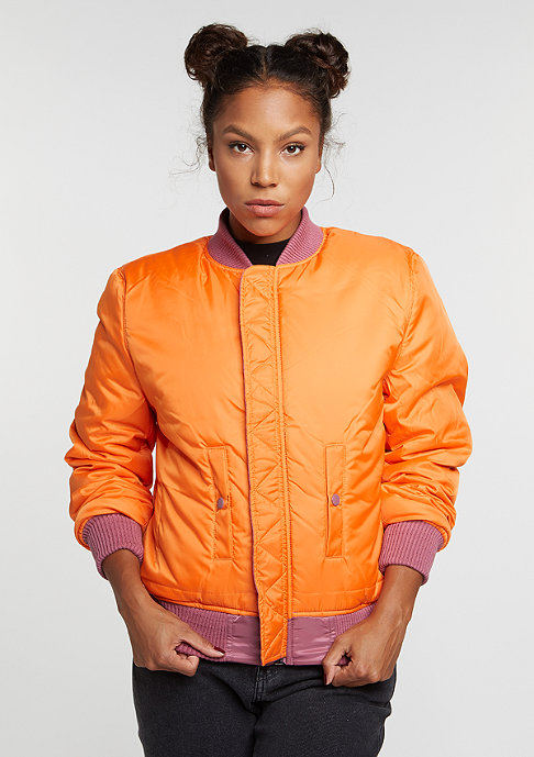 Alpha Industries Wendejacke MA-1 SF WMN dusty pink