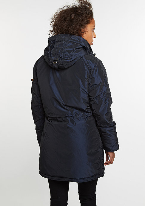 Alpha Industries Winterjacke EXPARKA WMN repl. blue