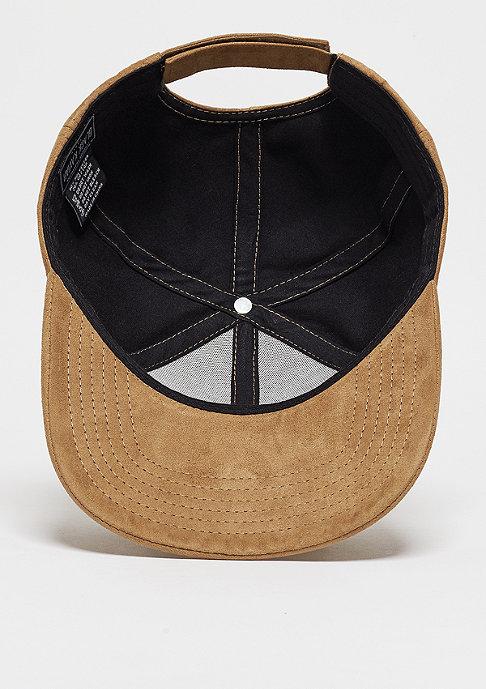 Black Kaviar Baseball-Cap Kapz camel